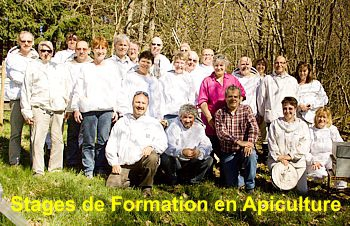 Le Cergne: Centre international de formation en Apiculture